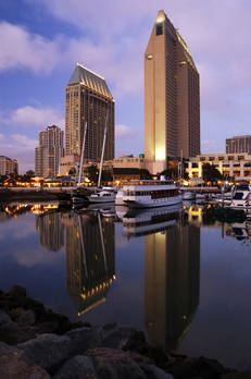 San Diego-buildings