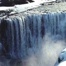 Waterfall Dettifoss Super Jeep Tour