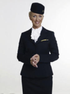 High Fashion, Our cabin crew is the face of Icelandair