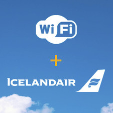 Icelandair Signs Deal for Onboard Wi-Fi