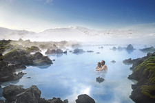 Relax at the Blue Lagoon