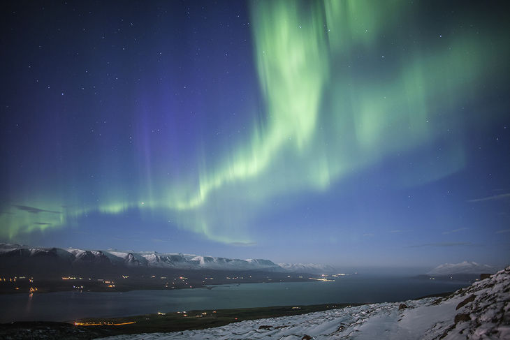 Northern-Lights-North-iceland