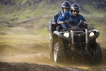 Full Throttle ATV Biking and Rafting