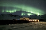 Iceland Northern Lights and  Glacier Walk
