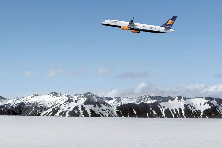 Why Fly Icelandair