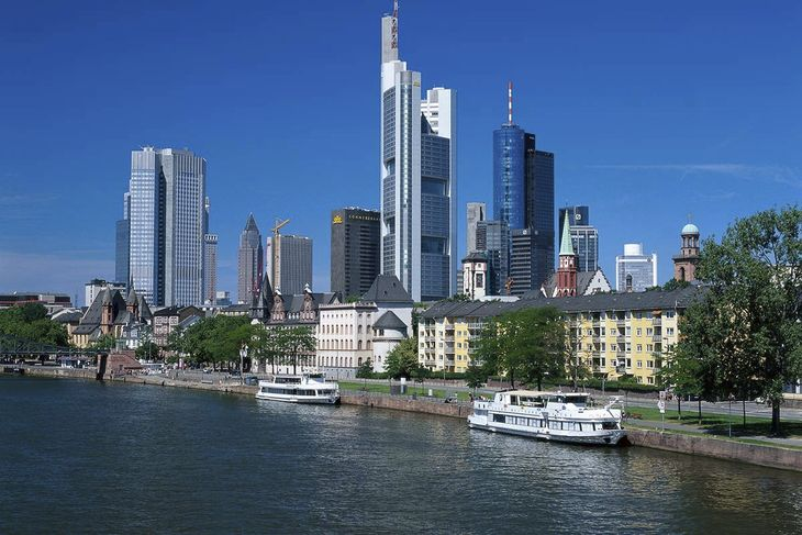 Icelandair Frankfurt Flights Cheap Flight To Frankfurt Germany - Frankfurt river