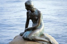 Copenhagen little mermaid