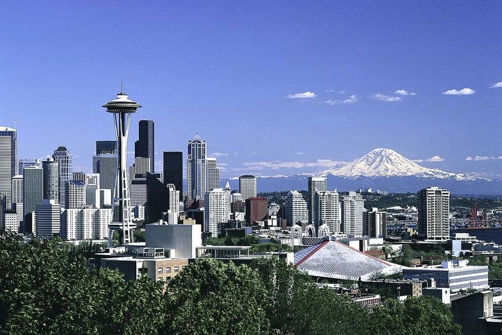 Hotels near Seattle Airport