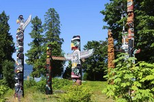 vancouver totem indians