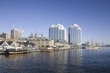 Halifax harbour