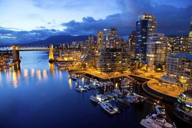 Hotels near Vancouver Airport