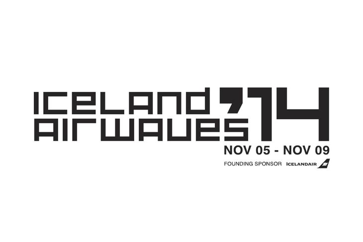 Iceland Airwaves 2014 logo