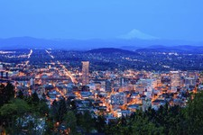 Portland city overview