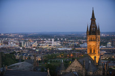 University-of-Glasgow-Tower