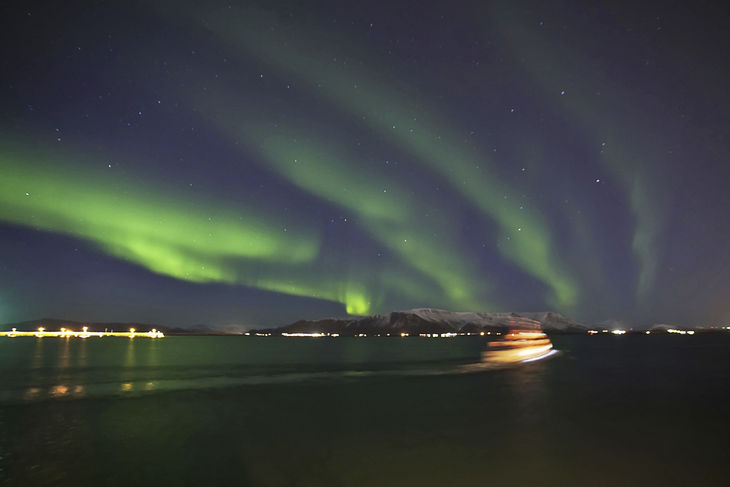 Northern Lights Boat - Special Tours