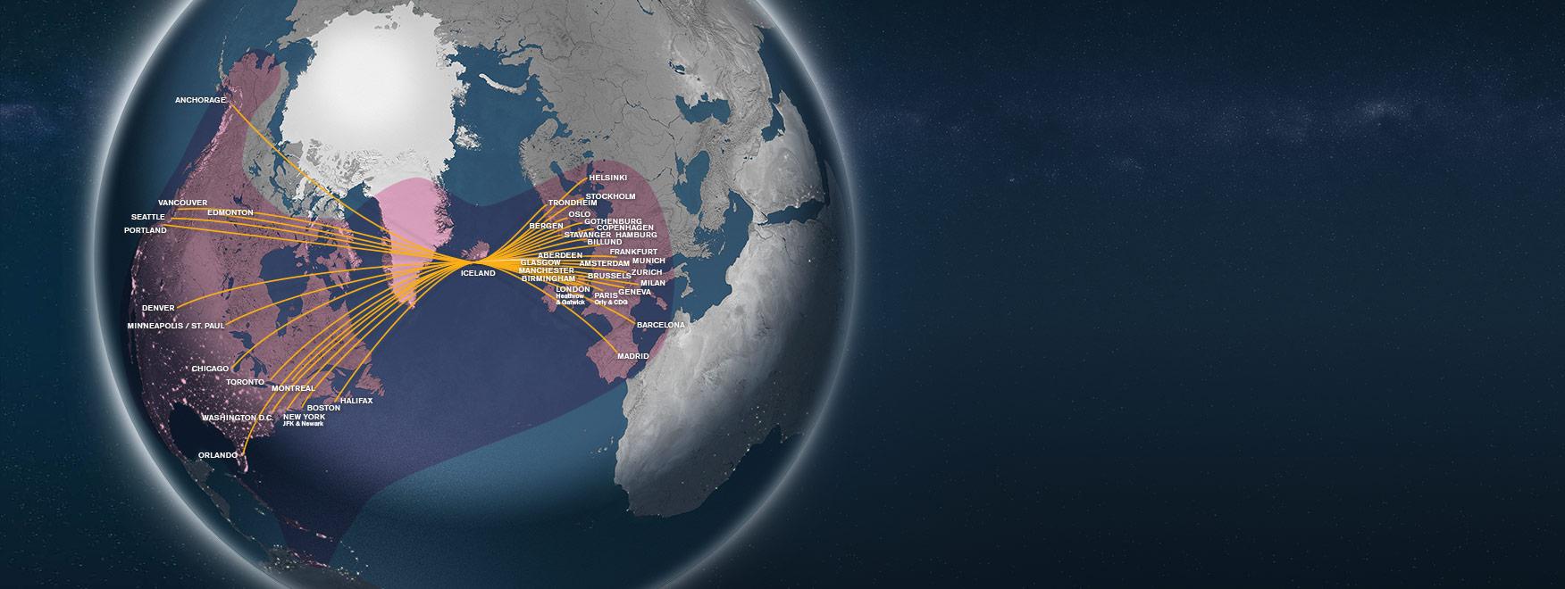 Wireless Internet On Board Icelandair Icelandair - Us internet coverage map minneapolis