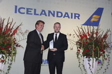 Icelandair remporte un prix aux CAPA Aviation Awards 2016