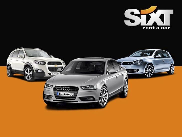 Earn 1.000 Saga Points at Sixt Rent a Car