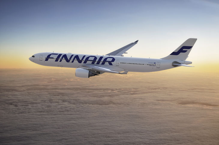 Double Saga Points for Finnair flights